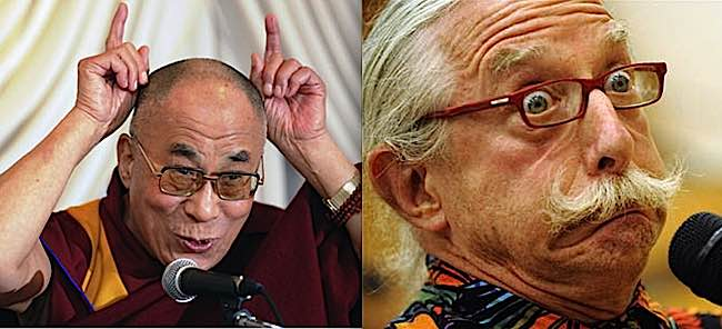 What do the Dalai Lama and Patch Adams M.D. have in common? They both believe in the power of laughter to heal.