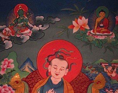 Buddha Weekly Nargajuna with Tara Shakyamuni Buddhism