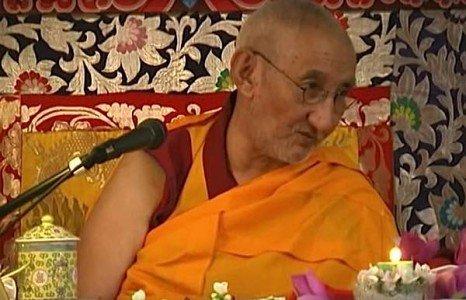 Buddha Weekly Ribur Rinpoche Teaching Buddhism