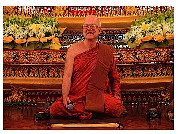 Venerable Thanissaro Bhikku.