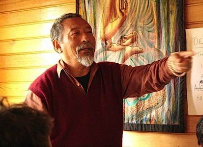 Buddha Weekly Zasep Tulku Rinpoche Teaching Dorje Ling Buddhism 1