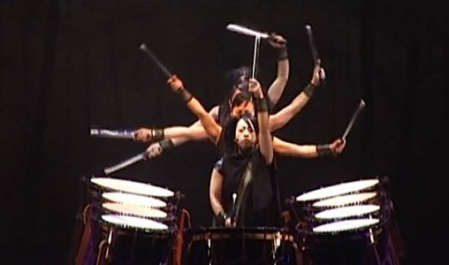 Buddha Weekly Discipline and coordination in Martial arts drumming Tao Buddhism
