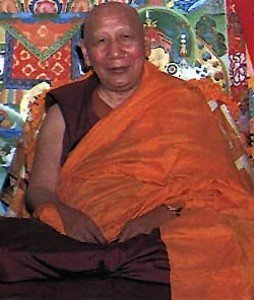 H.H. Kyabje Ling Rinpoche, a guru of Zasep Rinpoche, gave Gaden Choling its name.