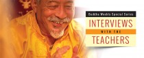 Buddha Weekly Special: Interviews with the Buddhist Teachers — Zasep Tulku Rinpoche