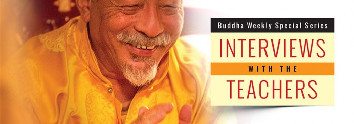 Buddha Weekly Special: Interviews with the Buddhist Teachers — Zasep Tulku Rinpoche