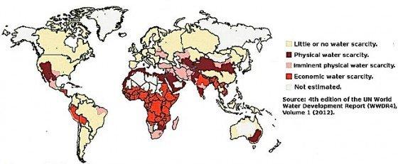 Buddha Weekly Water Scarcity Around the World Buddhism