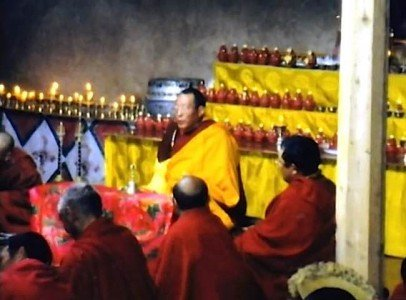 Buddha Weekly Zasep Rinpoche Teaching in Mongolia Buddhism