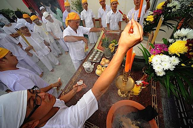 This annual vegetarian festival in Thailand celebrates the good karma of a non-meat lifestyle.