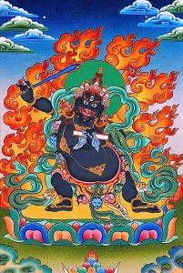 Buddha Weekly Black Manjushri Buddhism
