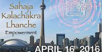 Kalachaka, The Wheel of Time: Empowerment and One-Day Retreat in Toronto with Venerable Zasep Tulku Rinpoche