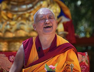 Buddha Weekly Lama Zopa Rinpoche Buddhism