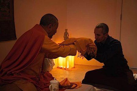 Buddha Weekly Theodore Tsausidis and Zasep Tulku Rinpoche Buddhism