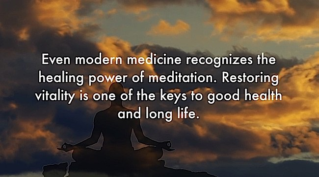Buddha-Weekly-Restoring Vitality Key to Good Health Tibetan Buddhism-Buddhism