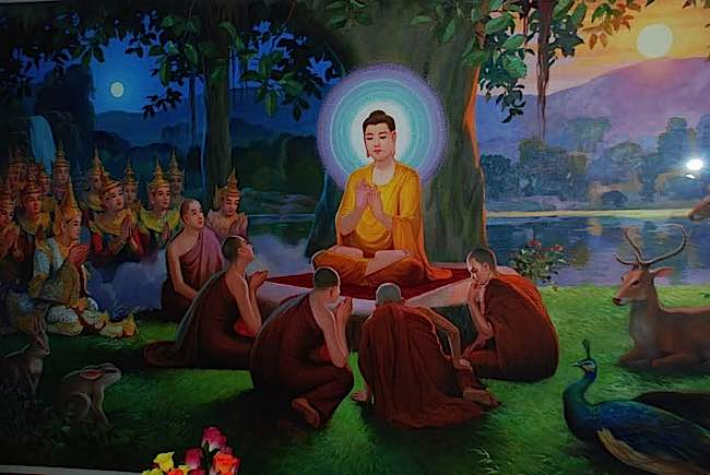 Buddha Weekly Three Jewels Buddha dharma Sangha Buddhism