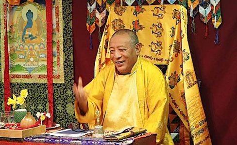 Buddha Weekly Venerable Zasep Tulku Rinpoche La Gug Teachings 2016 Buddhism
