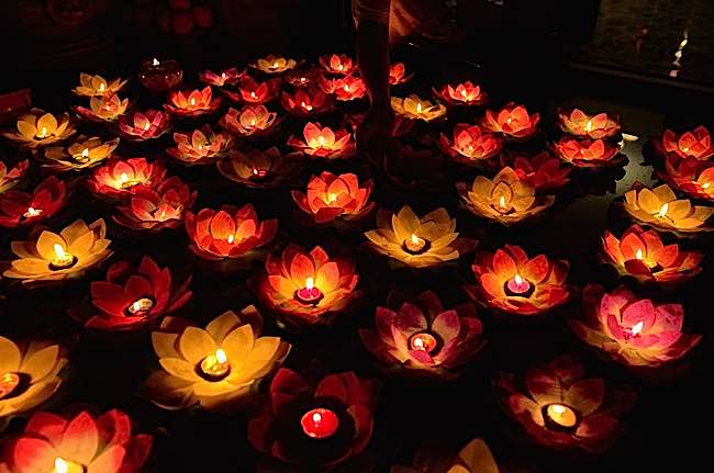 Happy Wesak Day! On this most sacred day, celebrating the birth ...