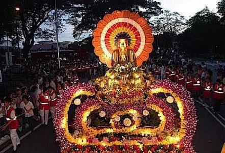 Buddha Weekly Wesak Day Parade Buddhism