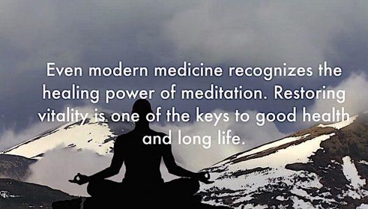 Buddha Weekly La Gug Meditation Good for Health Buddhism