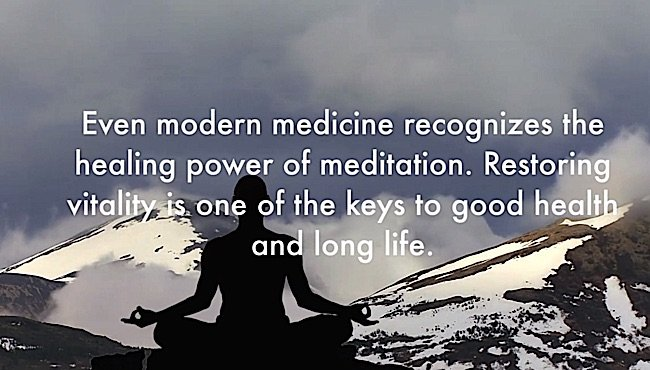 Buddha-Weekly-La Gug Meditation Good for Health-Buddhism