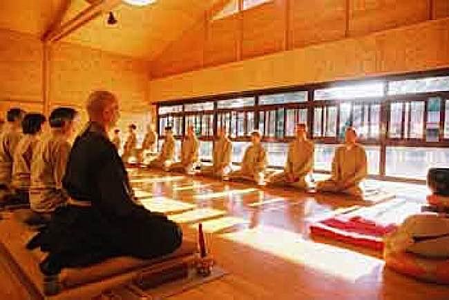 Buddha Weekly Rinzai Zen Hall Meditiation Buddhism