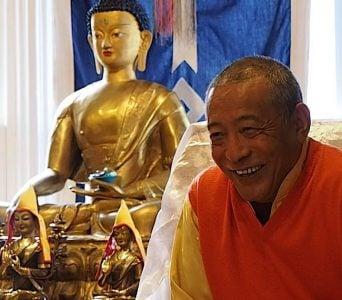 Buddha Weekly Rinpoche Laughing Gaden Choling Ngondro 2016 Buddhism