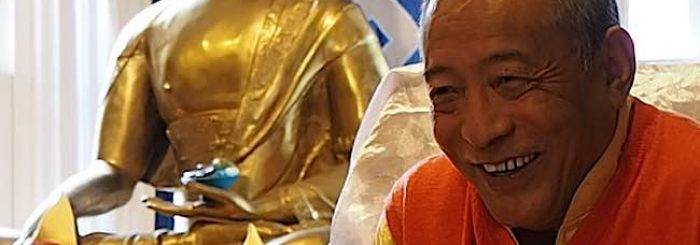 Video:  Part 2 of Buddhist Teachings on Ngondro, the Foundation Practices with Venerable Zasep Tulku Rinpoche: Teachings on the Truth of Suffering, the Importance of Taking Refuge, and a Guided Meditation Visualizing Shakyamuni Buddha