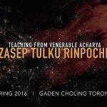 Buddha Weekly Video 3 Buddha Weekly Zasep Tulku Rinpoche Buddhism
