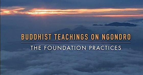 Buddha Weekly Video Teaching Buddha Weekly Ngondro Foundation Teachings Zasep Tulku Rinpoche Buddhism