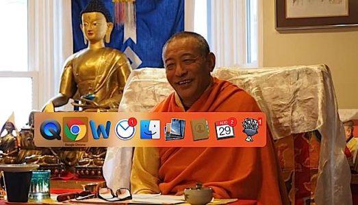Buddha Weekly His Eminence Venerable Acharya Zasep Tulku Rinpoche Buddhism