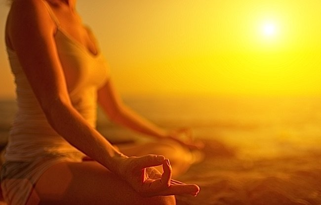 Buddha Weekly Meditation sunset nature Buddhism