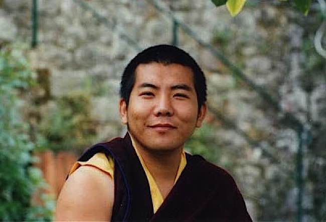 Third Jamgon Kongtrul Rinpoche.