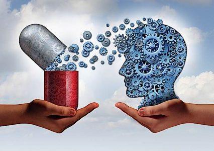 Buddha Weekly Brain Medicine meditation or drugs for depression Buddhism