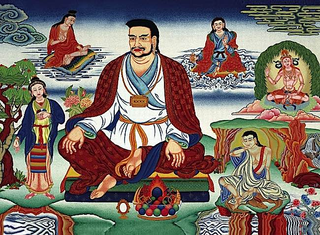 The Great Marpa the Translator.