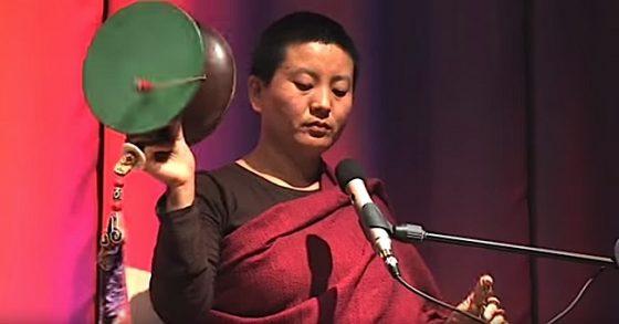 Buddha Weekly Ani Choying Droma Cho Buddhism