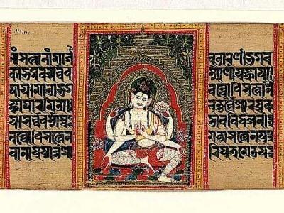 Buddha Weekly Avalokitesvara expounded the Heart Sutra Buddhism