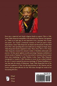 Buddha Weekly Back Cover A Tulkus Journey from Tibet to Canada Buddhism 1