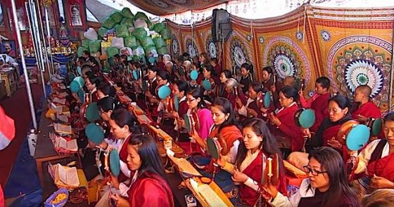 Buddha Weekly Chod nuns Buddhism