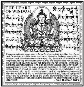 Buddha Weekly Heart of Wisdom Heart Sutra Buddhism