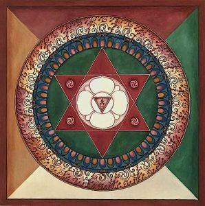 Buddha Weekly Laura Santi Mandala of Vajra Varahi Buddhism