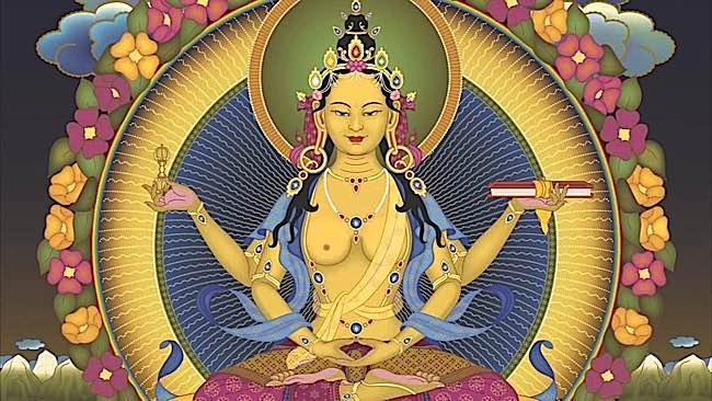 Buddha Weekly Prajnaparamita feature Buddhism