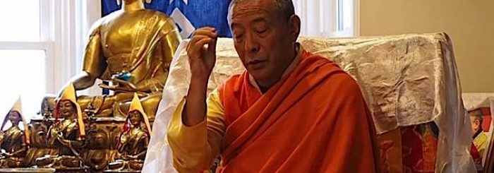 Buddhist Ngondro Video 4: Overcoming the Obstacles of Irritation and Sleepy Mind –– a Foundation Practice Teaching from Venerable Acharya Zasep Tulku Rinpoche