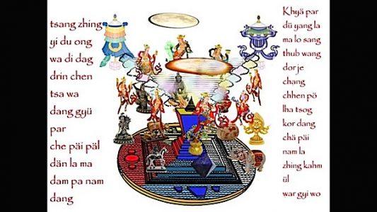 Buddha Weekly Mandala 3D Buddhism