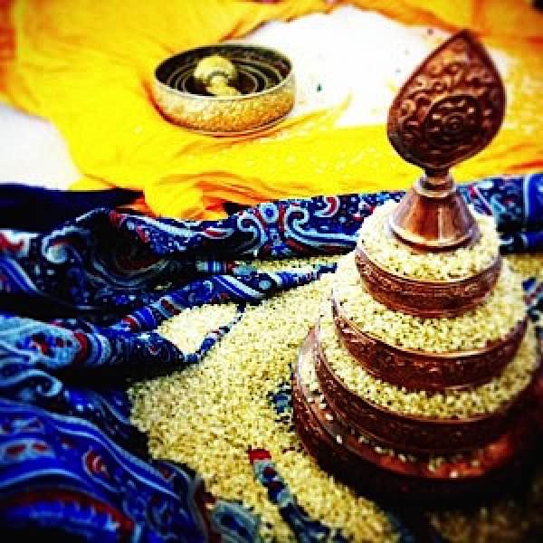 Buddha Weekly Mandala complete Buddhism