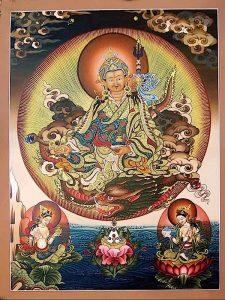 Buddha Weekly Pdamasambhava Guru Rinpoche Buddhism