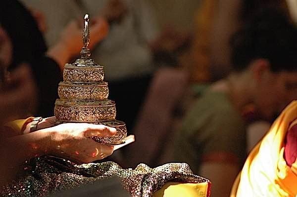 Buddha Weekly mandala offering Buddhism