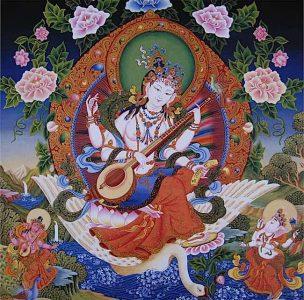 Buddha Weekly saraswati buddha Buddhism