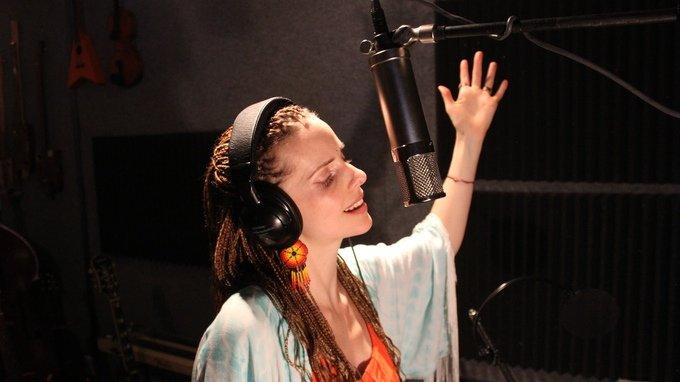 Freedom Reign recording sessions Yoko Dharma