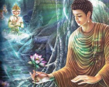 Buddha Shakyamuni and Lotus Buddha Weekly
