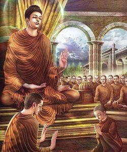 Buddha Weekly Buddha and monks Buddhism