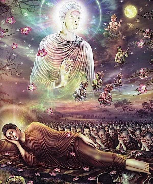 Buddha Weekly Buddha attains nirvana Buddhism